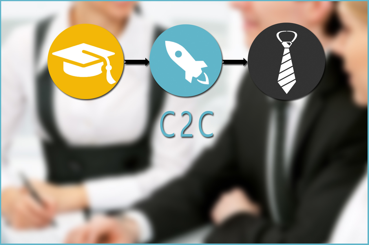 C2C - Personality Development for Campus to Corporate Journey